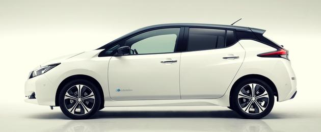 Nissan Leaf Argentina 2019 (1)