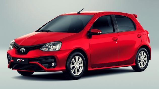 Toyota Etios renueva