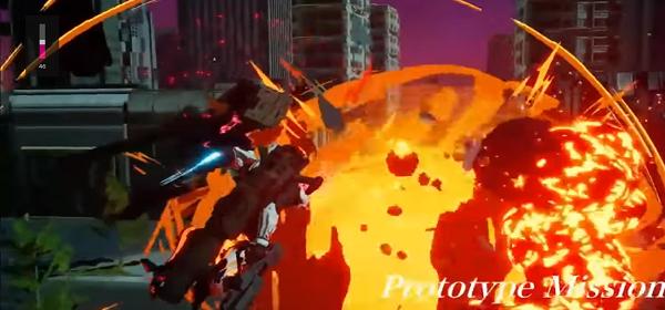 Anunciado Demo de Daemon X Machina