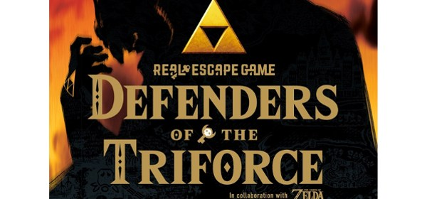 Imágenes de Defenders of the Triforce por GameXplain.