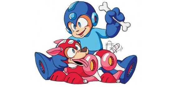 Mega Man 3, el debut de Rush