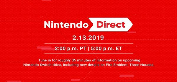 Nintendo Direct anunciado para MAÑANA