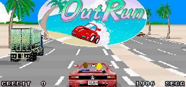 Out Run Sega Ages