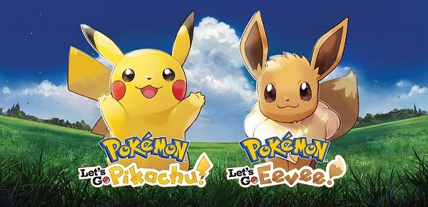 Pokemon Let´s go ventas