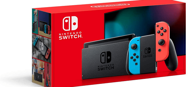 Caja Nintendo Switch