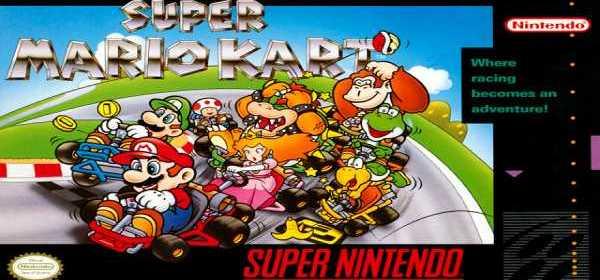 Crónicas de Mundo N Super Mario Kart