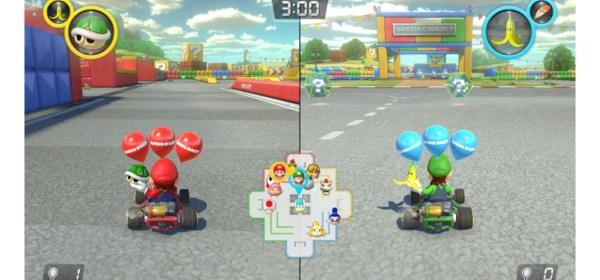 Se revela el primer spot de Mario Kart 8 Deluxe.