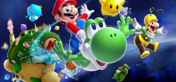 Recuerdos del Nintendo Wii: Super Mario Galaxy 2 - Mundo N