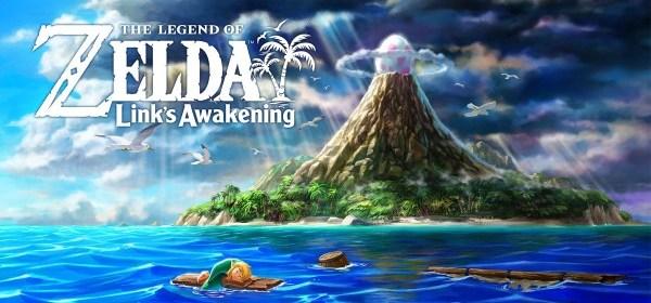 The Legend of Zelda: Link´s Awakening Nintendo Switch