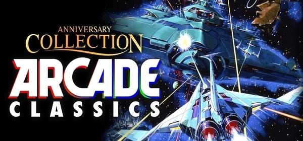Konami Anniversary Collection Arcade