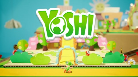 Yoshi 2018 anunciado para Switch.