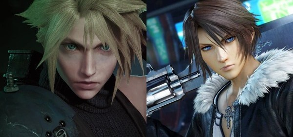 Final Fantasy Twin Pack International release