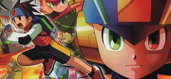 Possible new Mega Man Battle Network