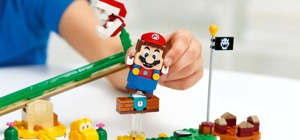 Lego Mario Prototypes 6000
