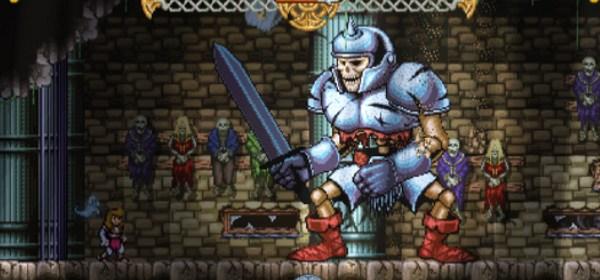 Battle Princess Madelyn Nintendo Switch Wii U Mundo N