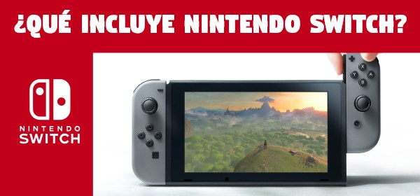 contenido Nintendo Switch Mundo N