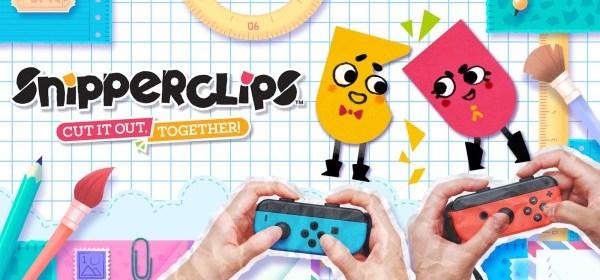 Snipperclips Nintendo Switch Mundo N