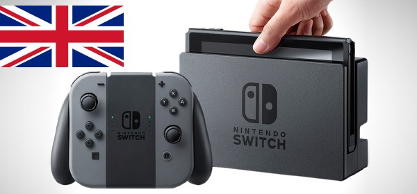 Nintendo Switch ventas uk Mundo N