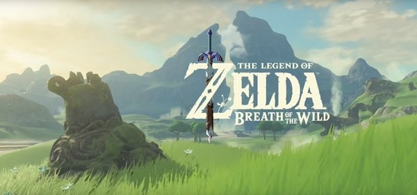 Zelda breath of the wild nintendo switch Mundo N