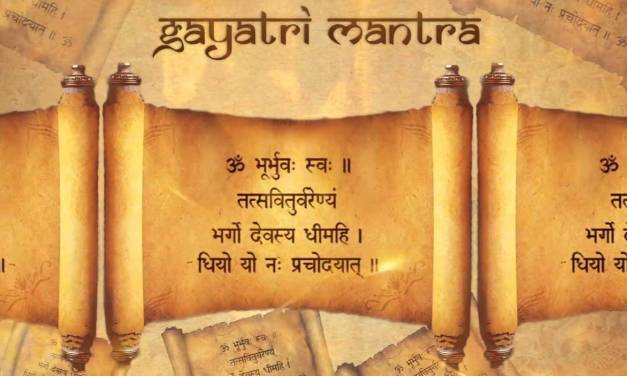 El poder y la potencia del Gayatri Mantra