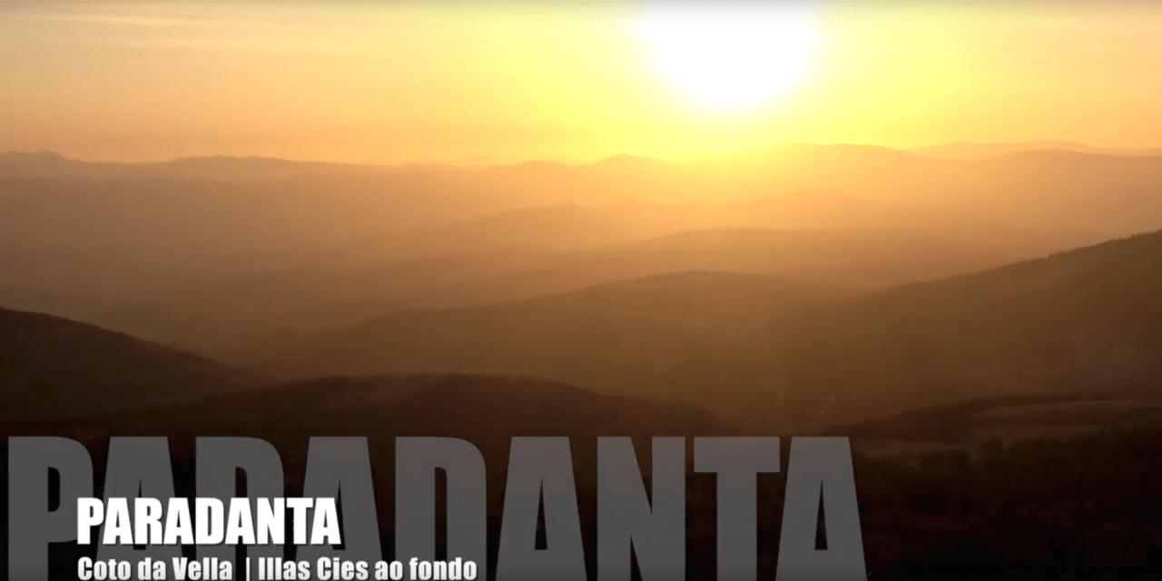 Paradanta, puesta de Sol