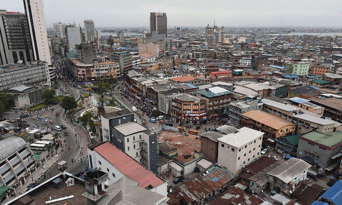 panorámica de Lagos