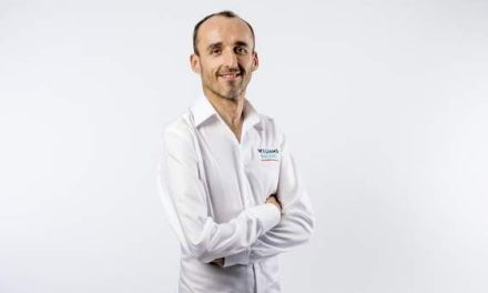 Robert Kubica será piloto titular con Williams en 2019.