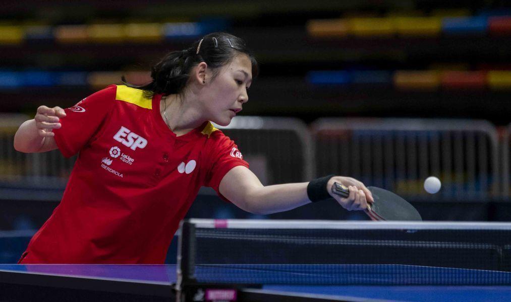 María Xiao cede en los cuartos de final de dobles en el Australian Open Platinum 2019