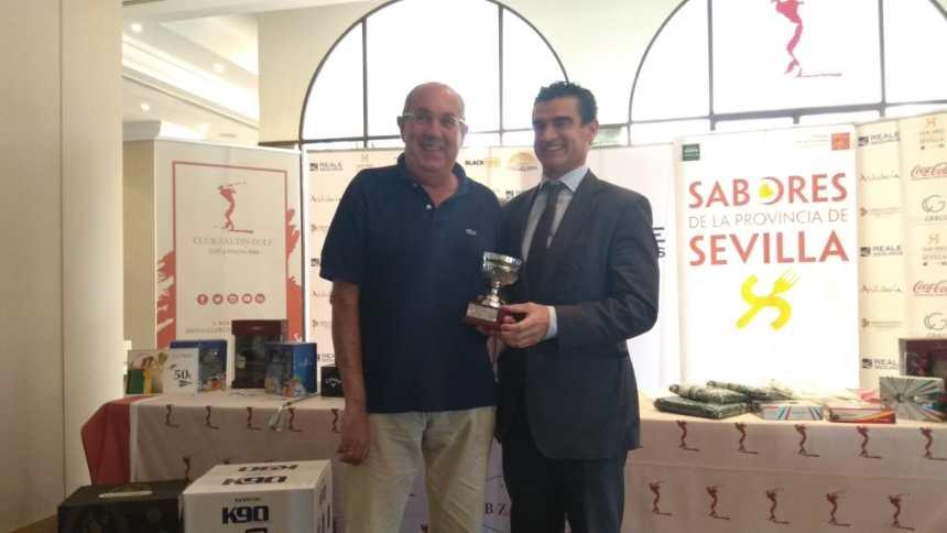 Torneo FPDA Reale ganador invitados Luis Martínez Galán