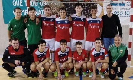 El juvenil de SIMA Peligros asciende a Primera Andaluza