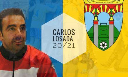 Carlos Losada se convierte en nuevo entrenador del Ciudad Jardín