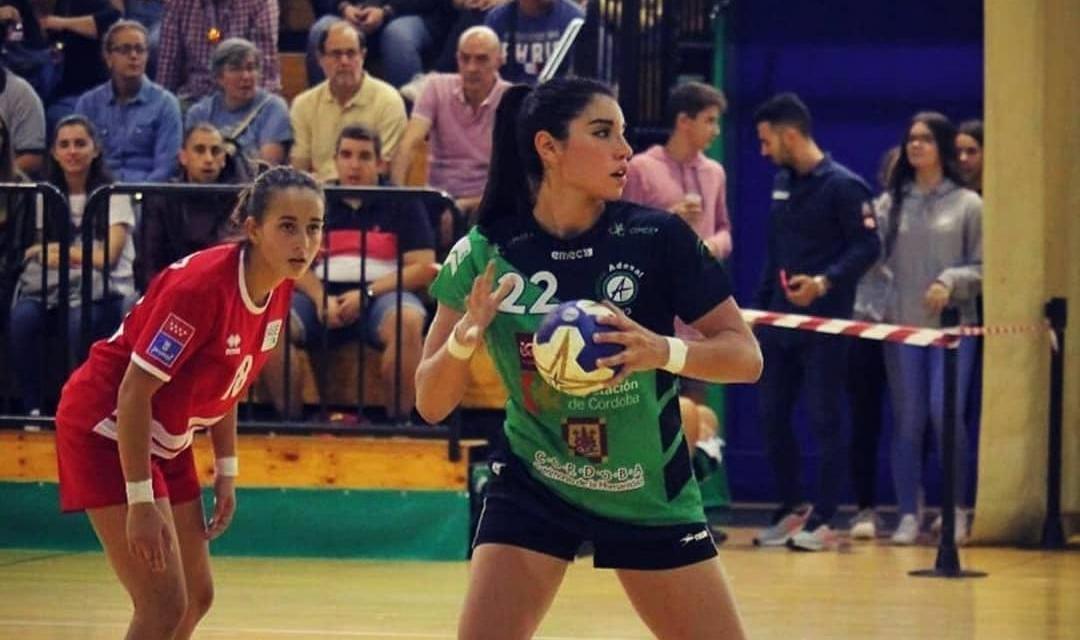 Maura Álvarez recupera el estatus de la máxima categoría