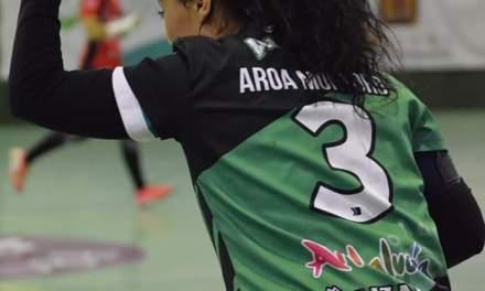 Aroa Montora renueva con el Balonmano Adesal