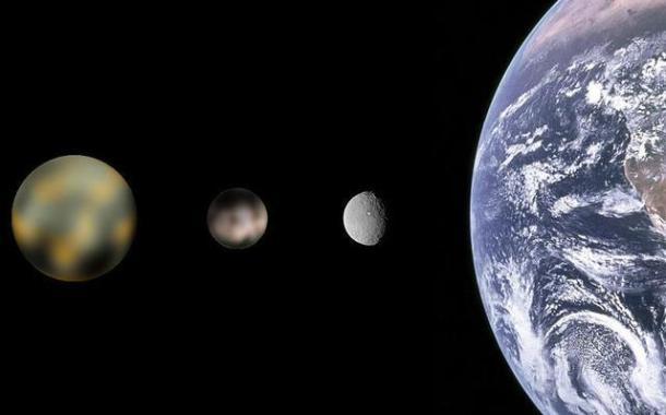 4 planetas del Sistema Solar que no salen en los libros