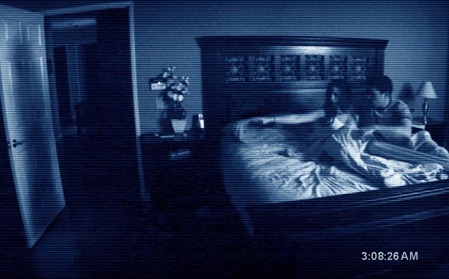 paranormal activity 1 - Sonambulismo ¿causas sobrenaturales?