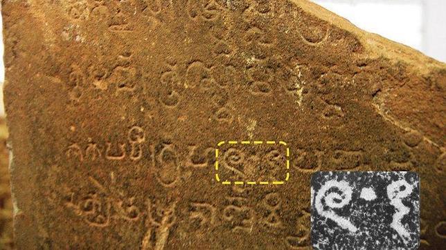 El increíble descubrimiento en Angkor Wat del primer cero escrito por el hombre