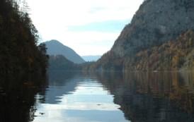 Lago #Toplitzee. El ultimo plan de #Hitler está en el fondo.