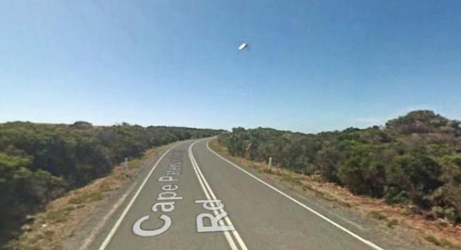 Avistan 'OVNI' sobre Victoria, Australia