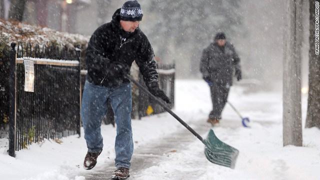 Frío brutal congelará el 70% de Estados Unidos.¿Será Rusia?