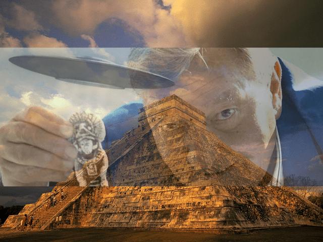 Erich von Däniken: Afirmó Recientemente que Los Extraterrestres Regresarán a la Tierra dentro de 20 años