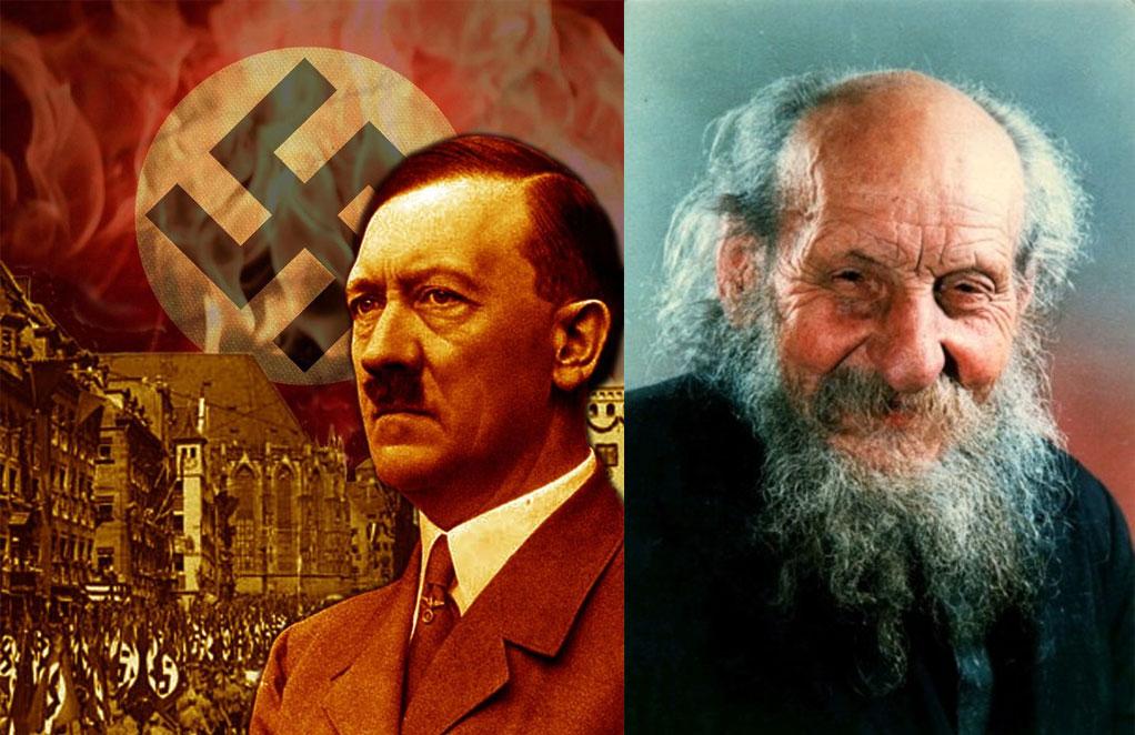 Resultado de imagen de Era el padre Crespi …. Hitler
