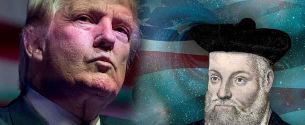 Nostradamus predijo la elección de Donald Trump como presidente de los Estados Unidos?