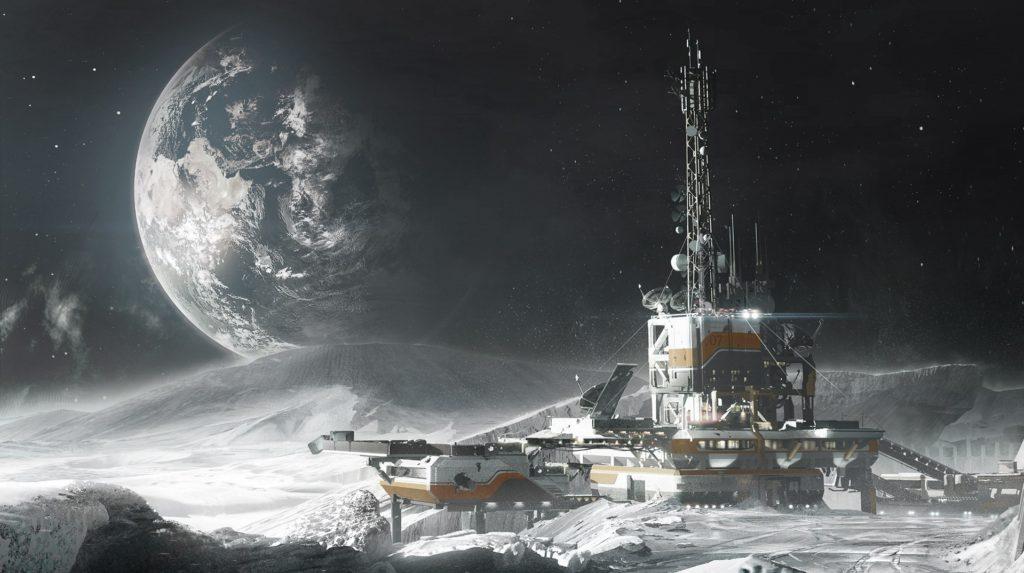 un antiguo empleado de la nasa revelara un oscuro secreto sobre la luna - Un antiguo empleado de la NASA revelará un 'oscuro secreto' sobre la Luna