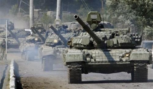 russian tanks georgia - EVENTOS AMENAZADORES QUE PUEDEN CAMBIAR EL MUNDO ESTE SEPTIEMBRE