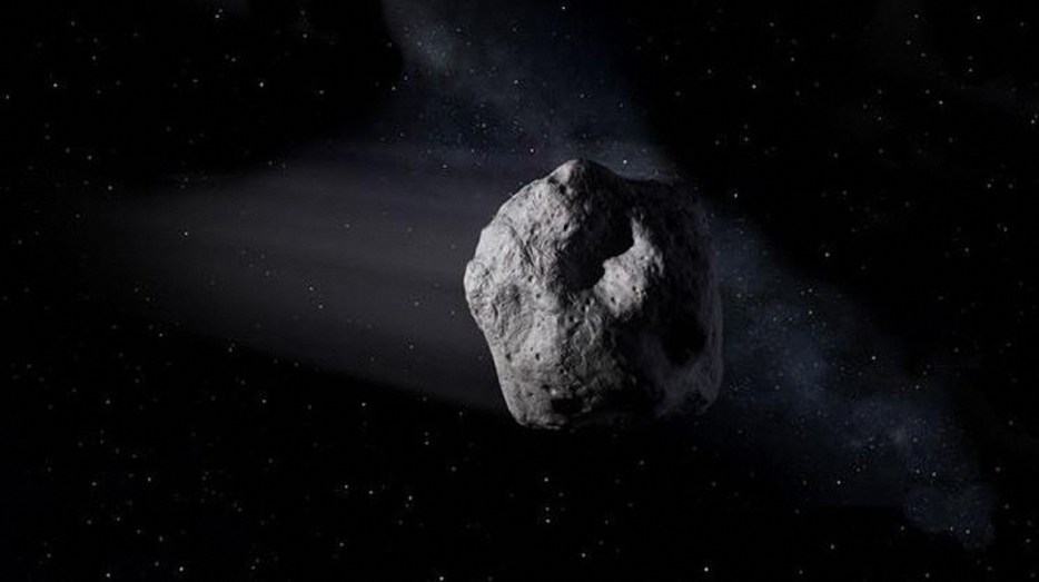 Un asteroide de gran tamaño 'rozó' la Tierra a una velocidad de 16 kilómetros por segundo y nadie se enteró