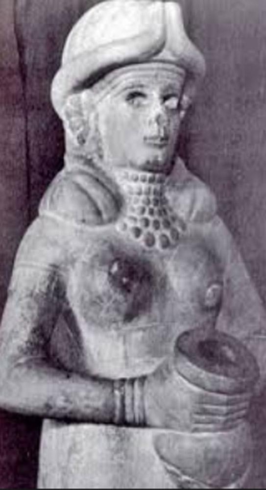 isthar4 - La Atlántida era: Reptilianos comehombres y anunnakis