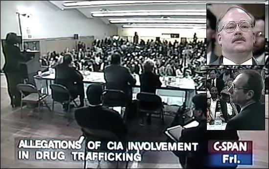 1997 november mike ruppert cia director john deutch confrontation cia drug trafficking - ¿TRUMP HA SIDO DESPOJADO SECRETAMENTE DE SU PRESIDENCIA?