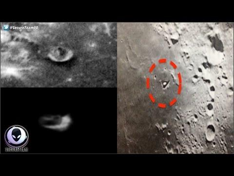 7 descubrimientos 'inexplicables' que se han hecho en Marte