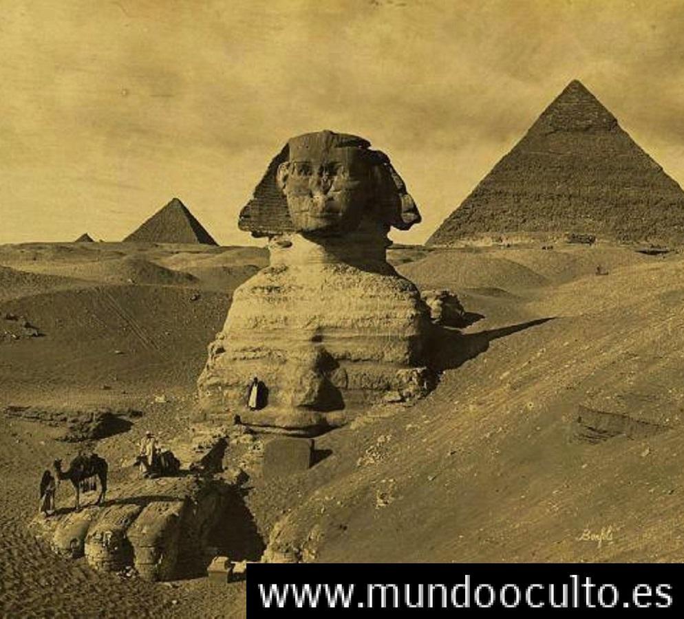 """increible la verdadera edad de la esfinge de giza en egipto 1 - ¡INCREÍBLE! LA VERDADERA EDAD DE LA """"ESFINGE DE GIZA"""" EN EGIPTO"""