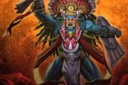El misterio de Huitzilopochtli